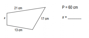 How to find the perimeter